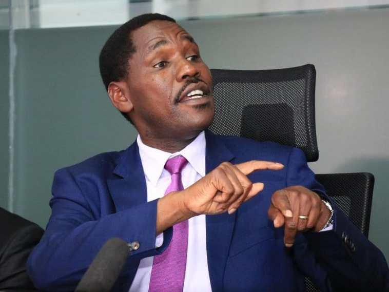 Peter Munya proves KSL is breeding Dimwits
