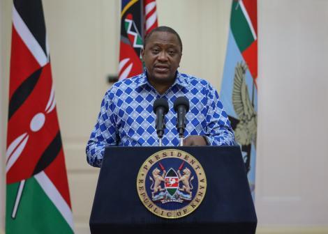 UK declines President Uhuru's COVID-19 Tests