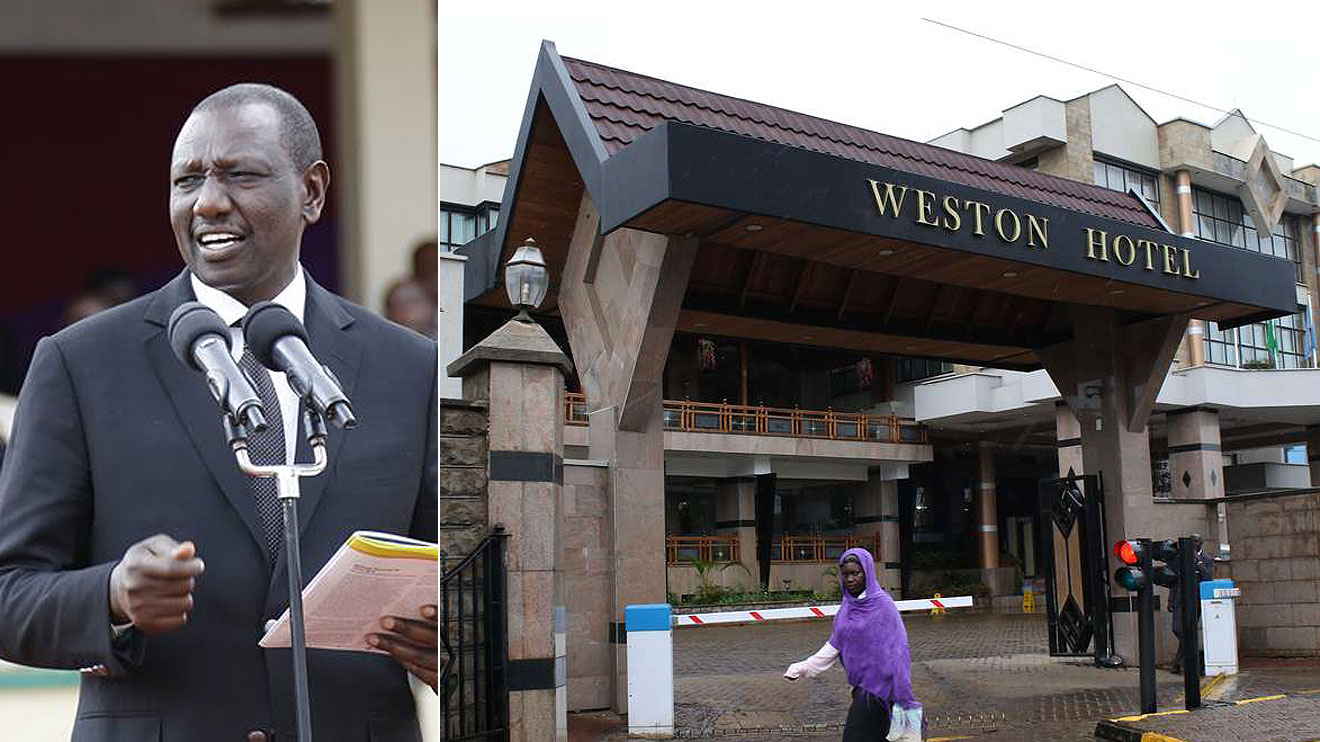 NLC stands with Weston hotel in demolition row