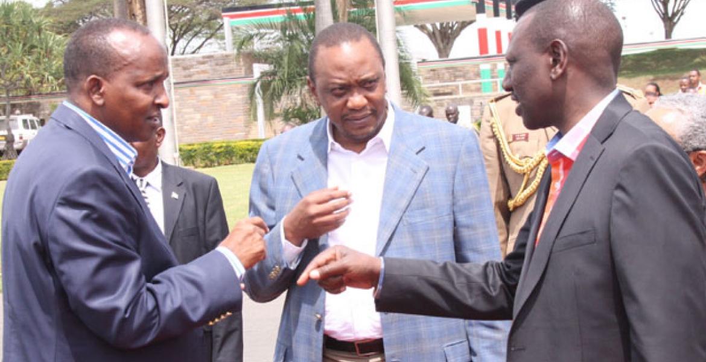 Full List of MPs Axed By Uhuru Kenyatta
