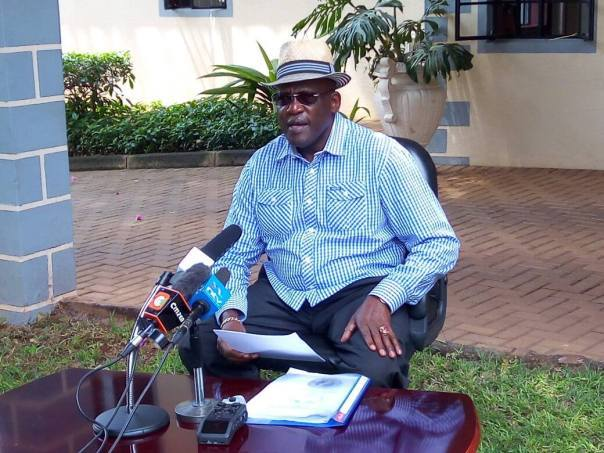 Muthama ditches Kalonzo for DP Ruto