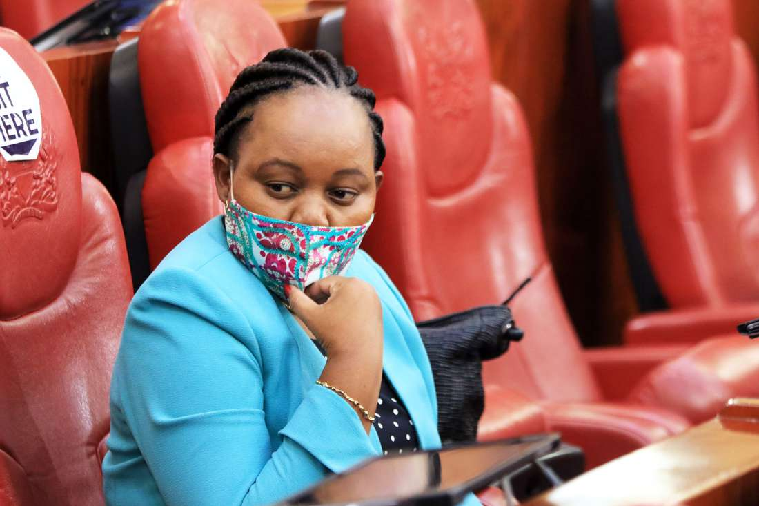 Kirinyaga Governor Waiguru survives impeachment