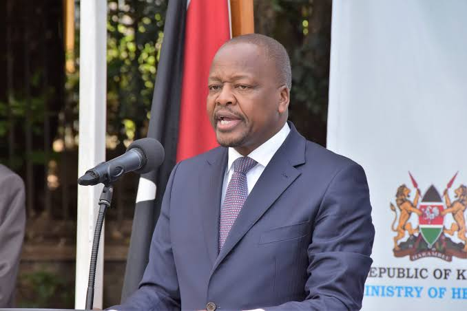 COVID-19: CS Kagwe confirms 421 new cases, 570 recoveries