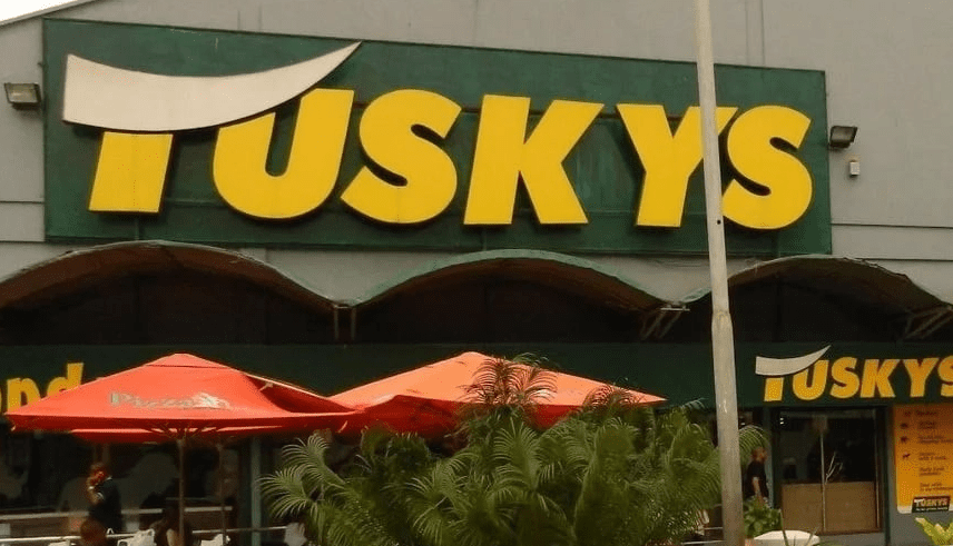 Tuskys Greenspan branch closed by auctioneers