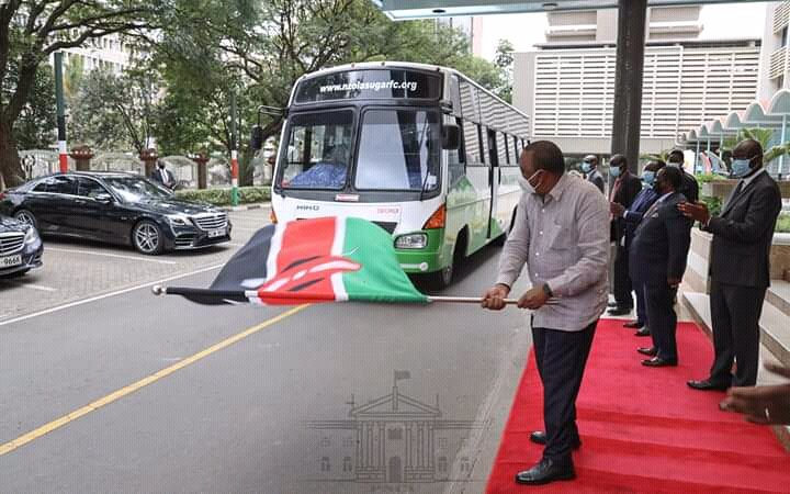 Hail The Bus Launchers; A Message To 5 Western Governors