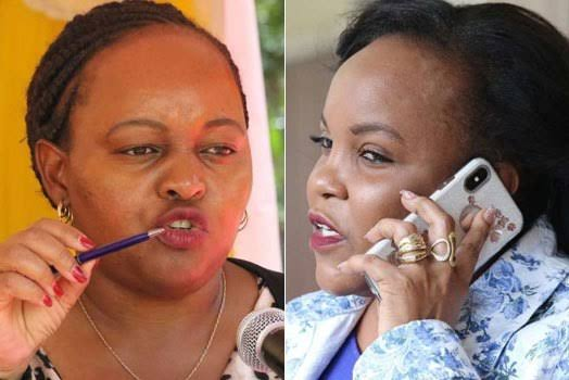 Waiguru critic Purity Ngirici fired as chair of KEWOPA