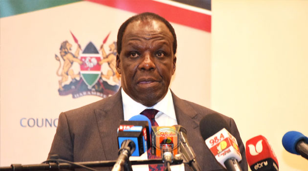 Oparanya becomes third governor to eye parliamentary seat