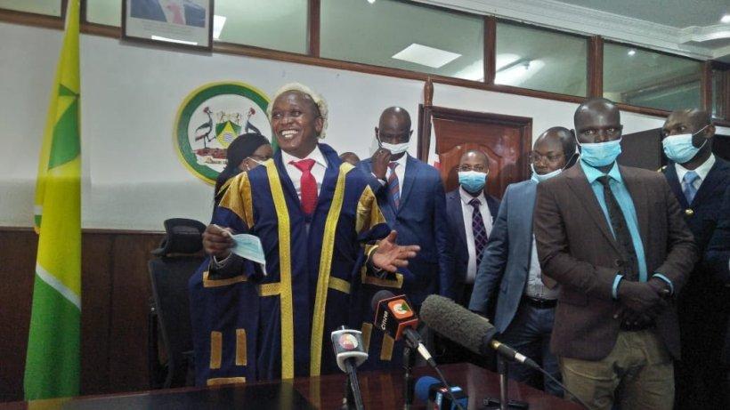 Confusion as Nairobi Speaker Benson Mutura Declared Unqualified