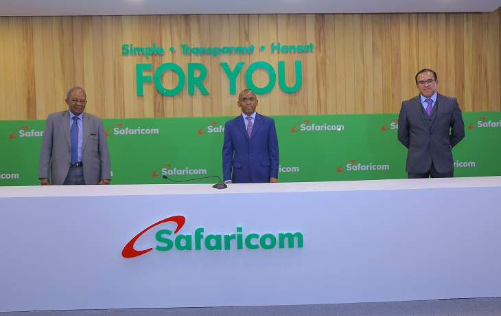 Did Safaricom steal another Proposal?