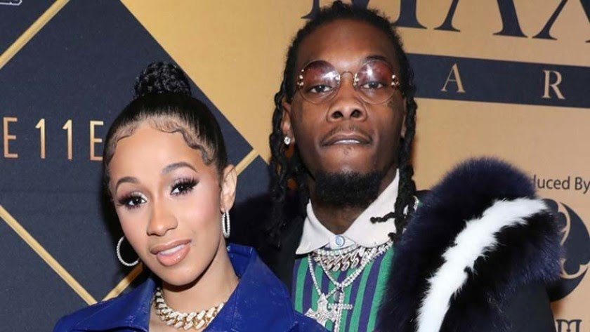 WAP Emcee Cardi B Wipes Away Her Marriage to Migos Rapper Offset