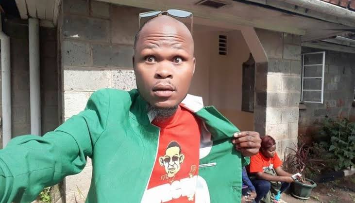 Churchill Show comedian admitted to hospital in critical condition