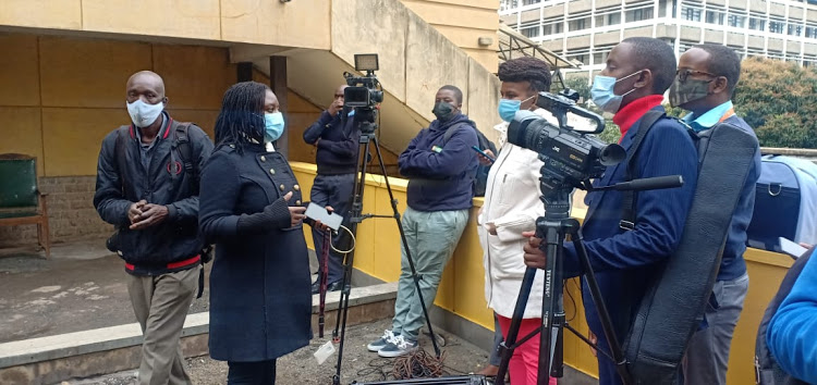'Orders from above' bar reporters from accessing anti-graft court