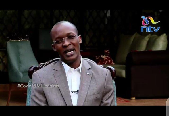 DCI arrests #Covid19Millionaires exposé hero Dr Godwins Maxwell Otieno Agutu