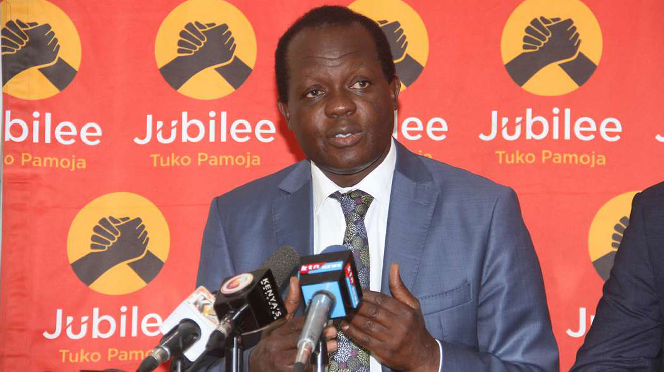 Jubilee to pick Lakeview candidate through Interviews