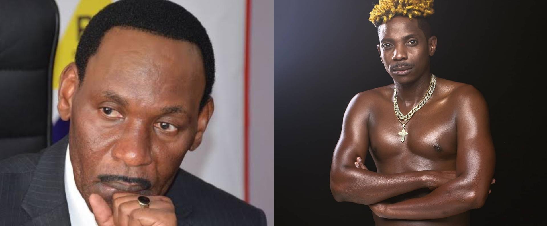 Eric Omondi, Ezekiel Mutua clash over viral video