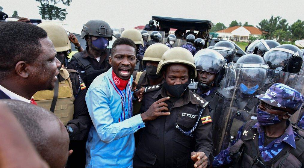 Breaking: Former Uganda Presidential Candidate Jailed