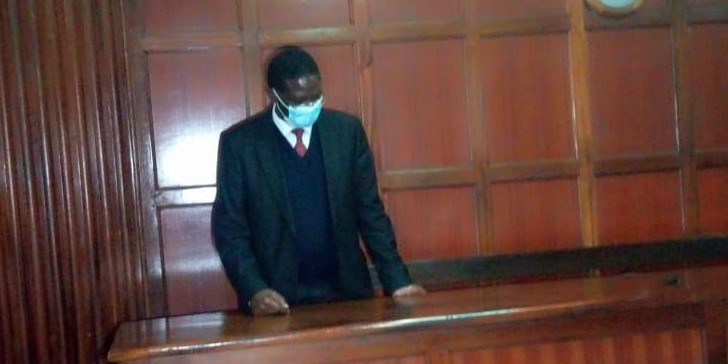 Lawyer Evans Asuga Charged For Stealing Client's Sh5.9 Million