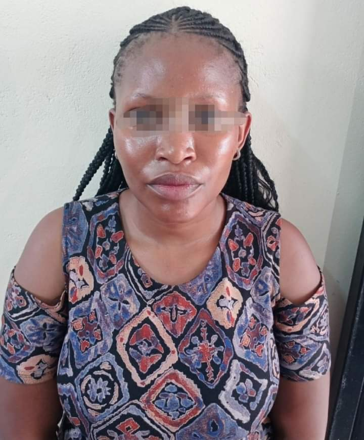 DCI Nab Woman who Spiked Lover's Drink and Cleaned His Sh1.7 Million Account