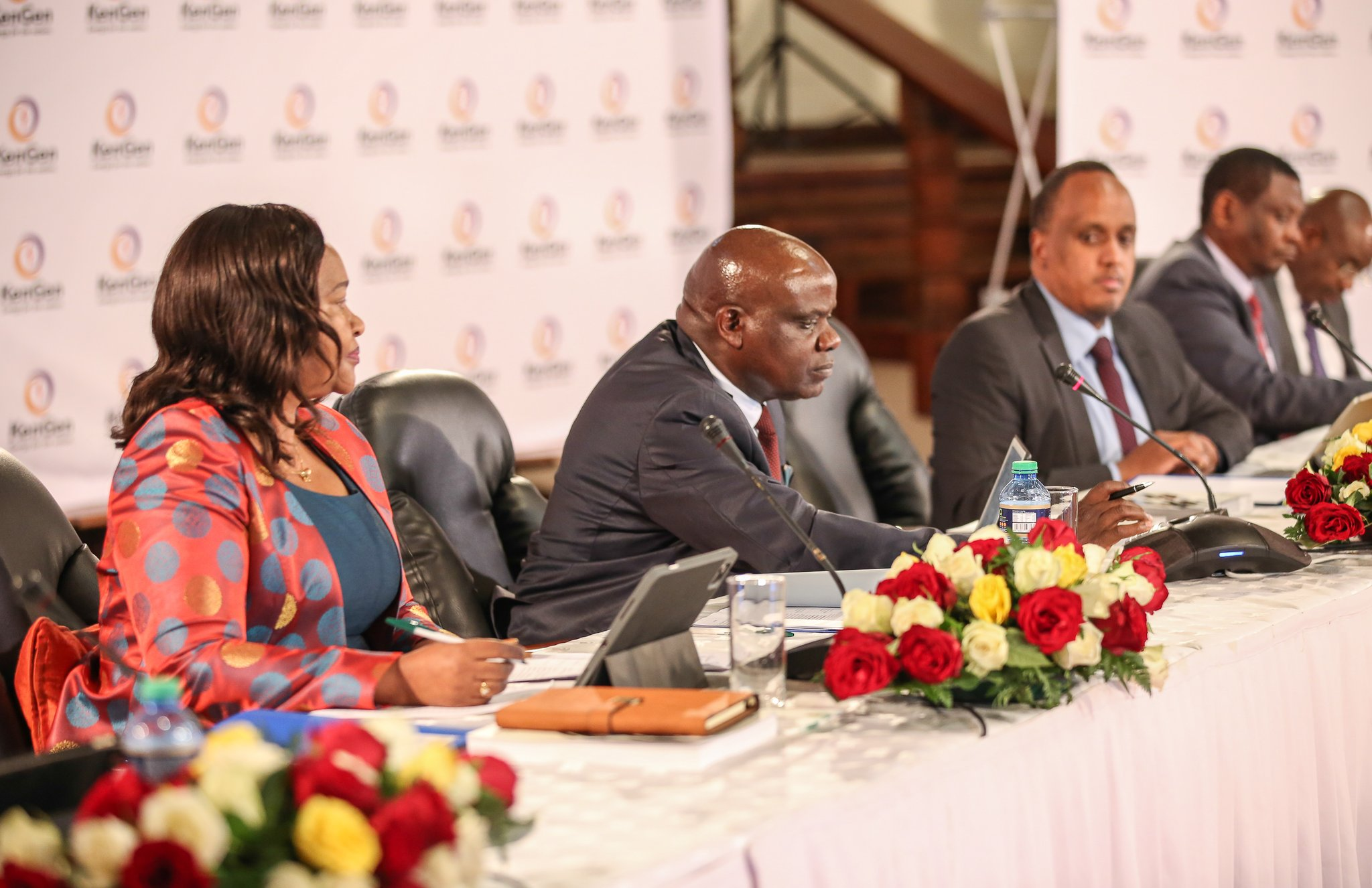 Highlights from KenGen's 68th AGM