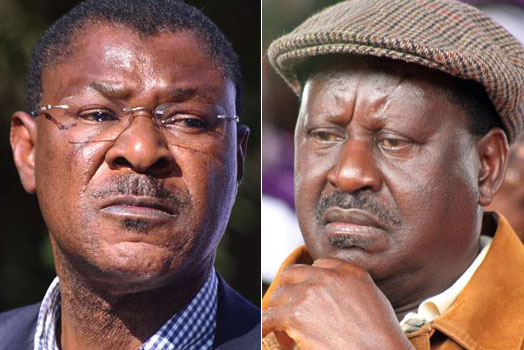 The hand behind Wetang'ula's woes as Ford-Kenya leader