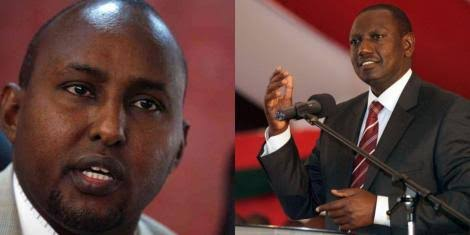 Junet blasts Ruto for proposing further amendments to BBI