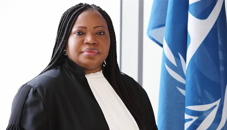 Bensouda says ICC open to fresh information on DP Ruto, Sang's cases