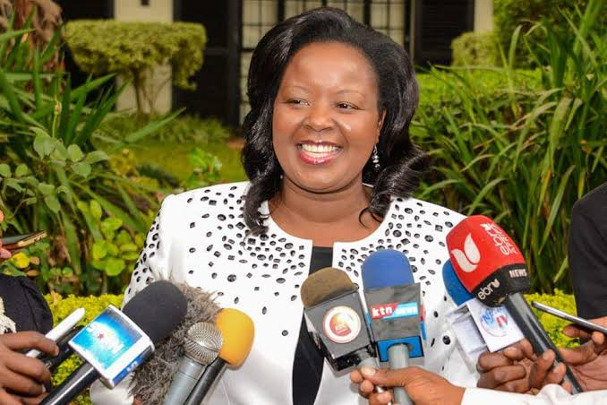 Bishop Margaret Wanjiru praises DP Ruto for helping her recover her land from grabbers