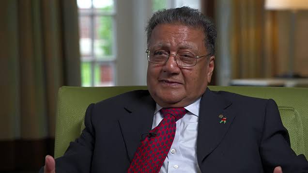 Reports shows dogs were poisoned, guards changed at Manu Chandaria's home before raid
