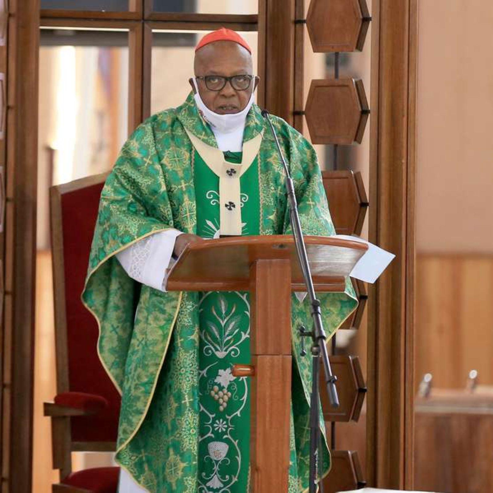 The Vatican Accepts Cardinal John Njue's Resignation