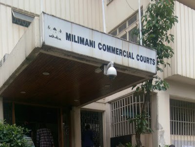 #CommercialJustice: Blogger Cyprian Nyakundi Reveals Disturbing Complaints about Milimani Commercial Courts