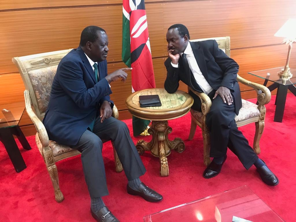 Details as Raila and Kalonzo's Pension Reviewed
