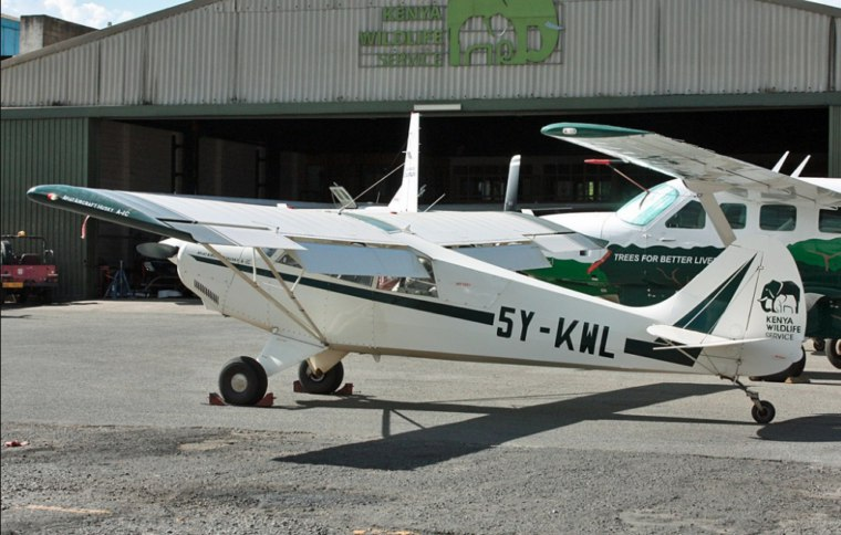 KWS Light Aircraft Kills 2