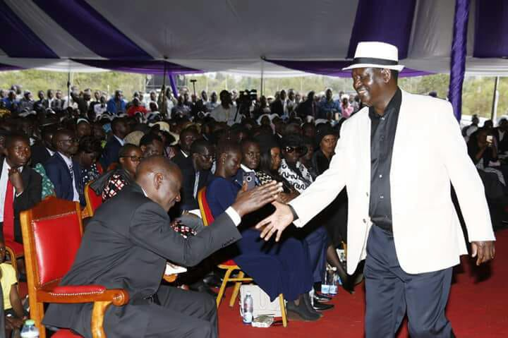 'Thank you for not giving in to cynicism', Raila Odinga tells MCAs after BBI passage