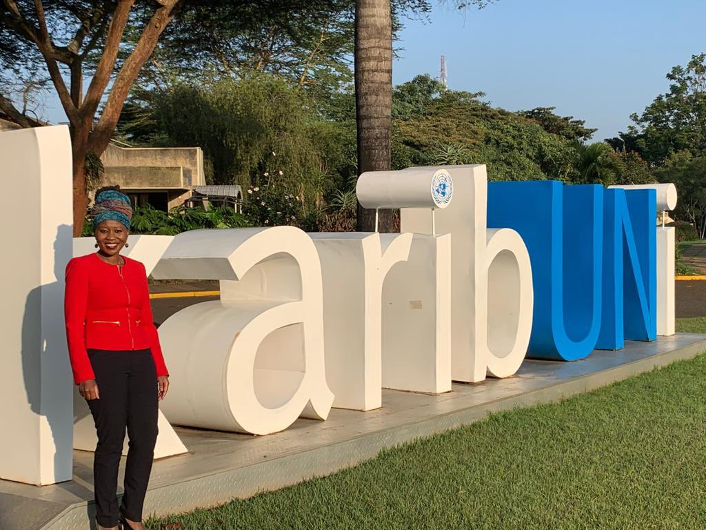 IEBC runaway commissioner Roselyn Akombe jets back