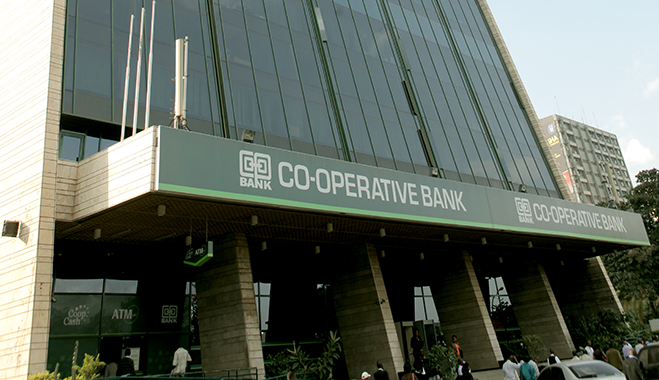 Co-op Bank Vows To Finance Farmers On Warehouse Receipt System