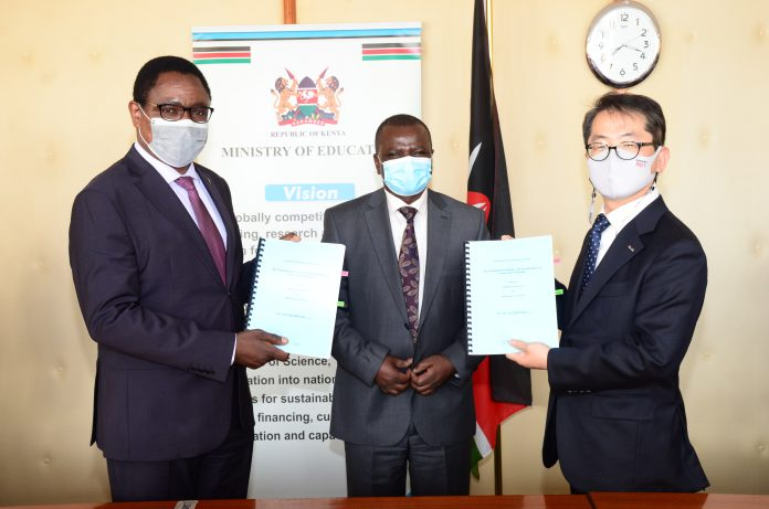 Kenya and South Korea sign contract for an institute whose operations deform mental health causing suicides