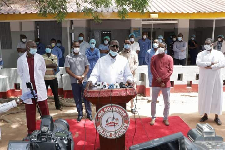 Man narrates how Wajir General Hospital killed his uncle