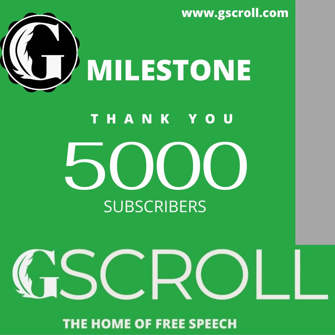 Kenyan Social Media giant Gscroll hits a Milestone