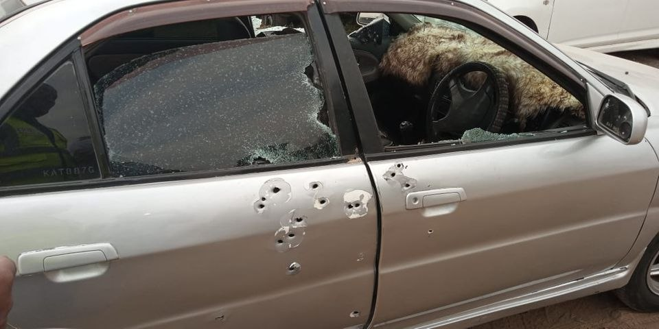 Photos: 2000 live bullets recovered from Thugs